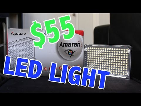 Amazing $55 Amaran AL-H198 with 95+ CRi Review