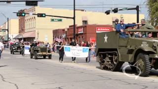 Gainesville (TX) United States  city photos : 2014 Medal of Honor Parade, Gainesville Texas