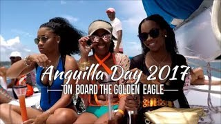 Anguilla Day 2017 On Board The Golden Eagle [HD] Tough Job Photographing All These Beautiful Anguillian Young Ladies in...