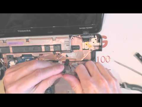 , title : 'toshiba satellite p755-s5215 broken laptop dc power jack repair socket input port connector fix'