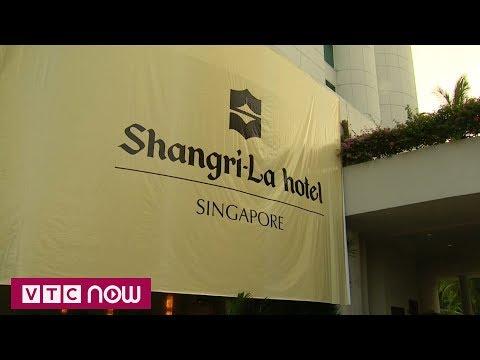 Hôm nay, đối thoại Shangri-La khai mạc tại Singapore | VTC1 - Thời lượng: 57 giây.