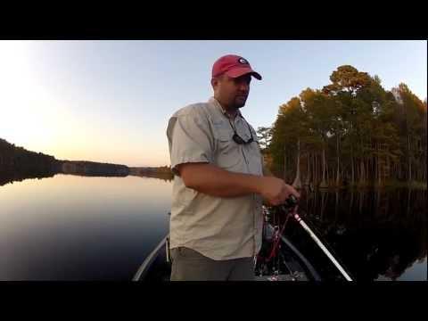 Bass Fishing in the Fall