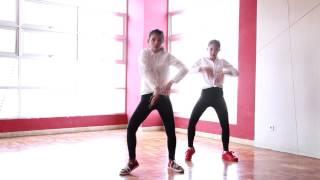 """Video Ria & Janice Cover Lia Kim Choreography """"La la latch"""" MP3, 3GP, MP4, WEBM, AVI, FLV Agustus 2018"""