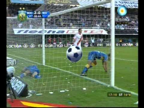 Boca Juniors 2 - 0 River Plate (Torneo Clausura 2011)