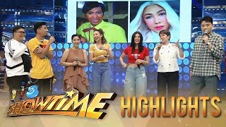 Video It's Showtime: It's Showtime family takes on How Hard Did Aging Hit You challenge MP3, 3GP, MP4, WEBM, AVI, FLV Januari 2019