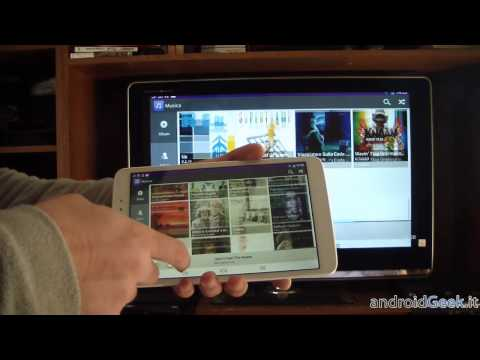 LG G Pad 8.3: Video Test Miracast