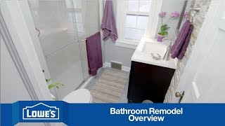 Budget-Friendly Bathroom Remodel: Series Overview