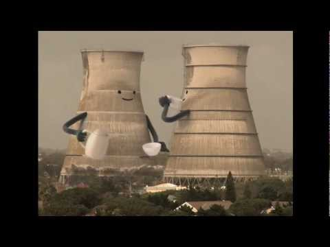 0 Collapsing Cooling Towers
