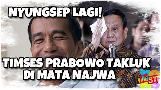 Video Lagi-Lagi Nyungsep!!! Timses Prabowo-Sandi Tak Berkutik Di Mata Najwa MP3, 3GP, MP4, WEBM, AVI, FLV Desember 2018