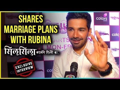 Abhinav Shukla Shares His MARRIAGE PLANS With Rubi