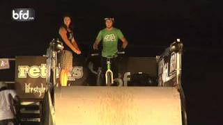 2009 ASA Big Air BMX Triples - Costa Mesa