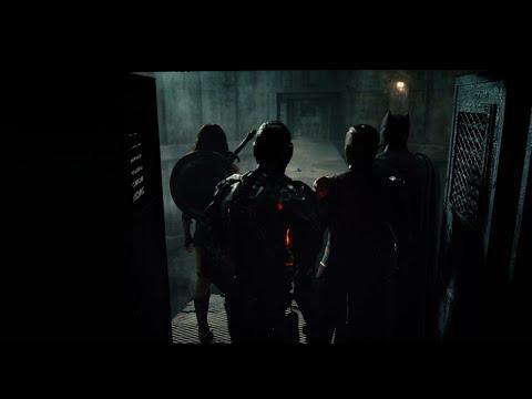 《正義聯盟》前導預告終於上線了,看到「完整成員」後感覺到漫威都要緊張了!