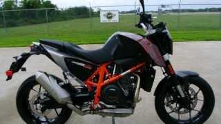 5. 2013 KTM 690 Duke ABS in Black