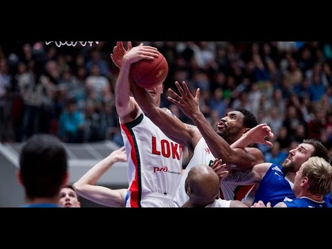 7DAYS EuroCup Highlights: Zenit St. Petersburg-Lokomotiv Kuban Krasnodar, Game 2