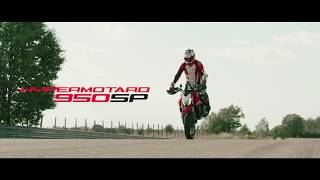 Ducati Hypermotard in pista - Video Dalla Rete