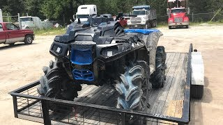 5. It's Back! Highlifter 850 Theft Recovery and Update
