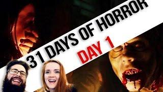 31 DAYS OF HORROR // DAY 1 - Extinction (2015)