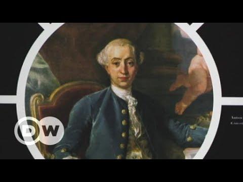 Auf den Spuren von Casanova in Venedig | DW De ...