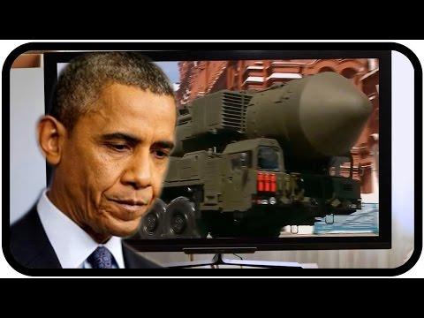 Реакция Обамы на парад победы в Москве
