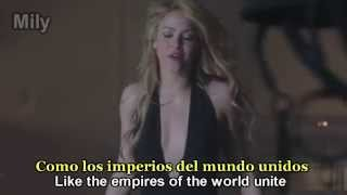 Shakira Empire Subtitulado Español Ingles