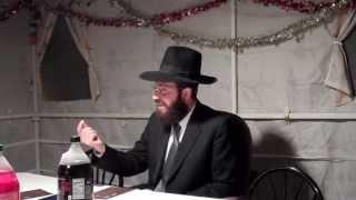 הרב משה סוסנה – פרשת וזאת הברכה