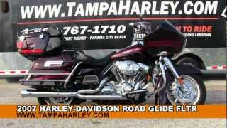 10. Used 2007 Harley-Davidson FLTR Road Glide for sale