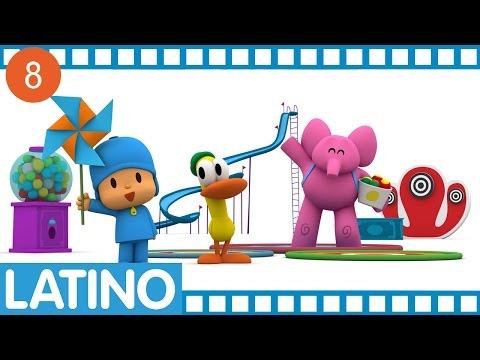 Pocoyó en español para América Latina - Temporada 01 Ep.29-32