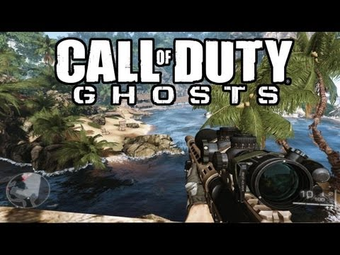 Call Of Duty Gameplay - How awesome would a Sniper Only Game Mode be? Call of Duty 