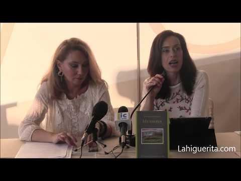 Presentación del libro de Eva Sarrias Rodríguez