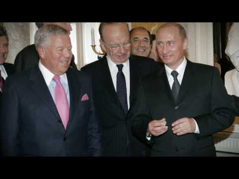 Video: That Time Vladimir Putin Stole Robert Kraft's Super Bowl Ring | TBT | The Ring is the Thing