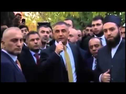 Sedat Peker'in konuşması sosyal medyayı salladı!