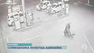 Comerciante de Iacanga aciona a corregedoria da Polícia Militar após sofrer agressão de policial