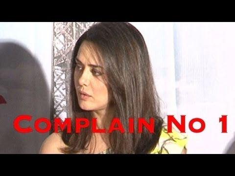 Preity Zinta loses her cool on twitter