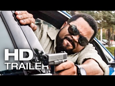 RIDE ALONG 2 Trailer German Deutsch (2016)