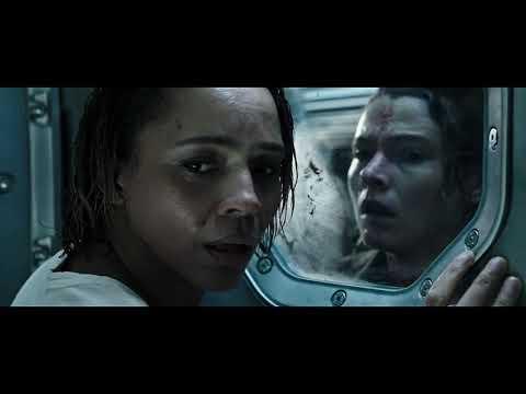 Neomorfo Rompe Espalda | Alien Covenant (2017) LATINO | (4k-HD)