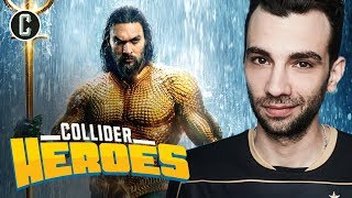 Aquaman 2 is Happening…and The Trench?! Interview with Jay Baruchel - Heroes by Collider