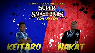 NAKAT on The Disney Channel again… playing against Keitaro