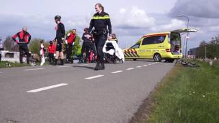 Ongeval op de Westdijk