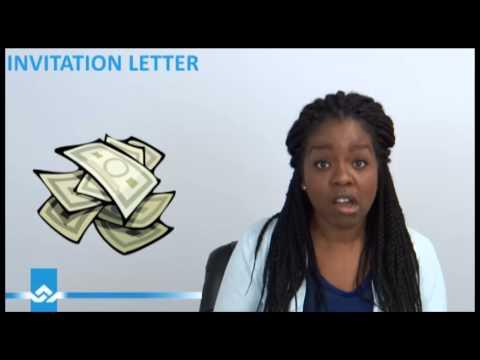 Canada Invitation Letter Tips Video