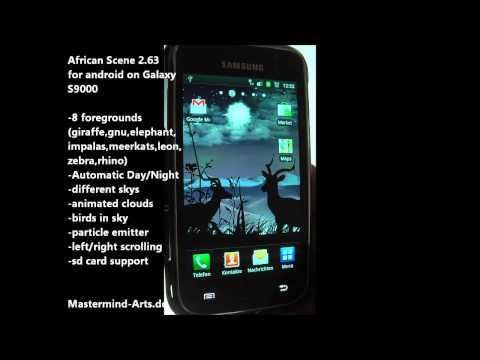 Video of African Scene FULL