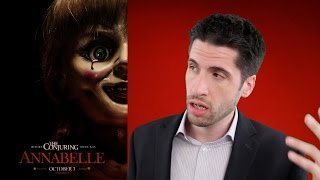 Annabelle Movie Review
