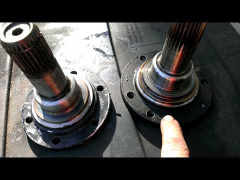 E46 ZHP 3.46 Rear Diff Failure