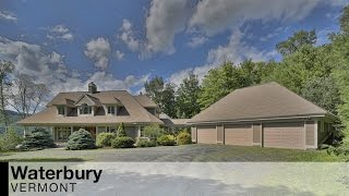 Waterbury (VT) United States  City new picture : Video of 300 North Pinnacle Ridge Road | Waterbury, Vermont real estate & homes