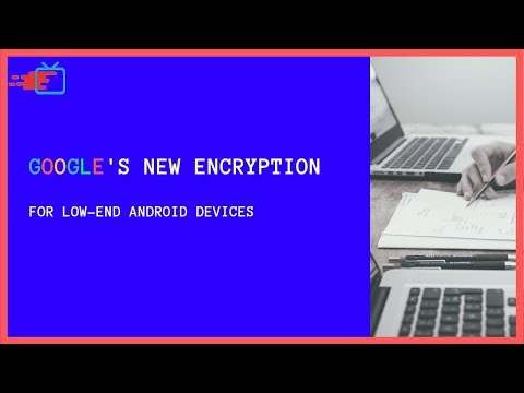 Adiantum: Google's New Encryption Algorithm