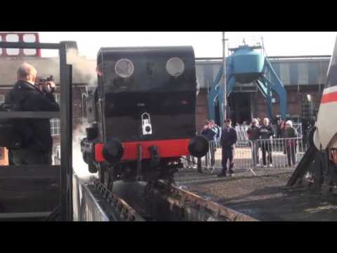 Mallard 75 'Nearly The End' at Barrow Hill East Coast Gia...