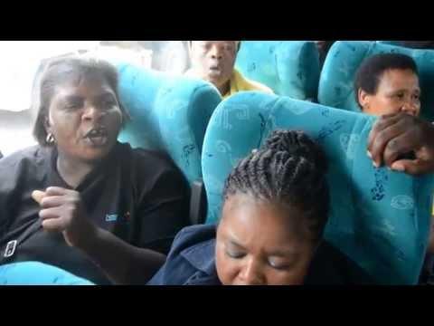 Women Singers Mandela. December 10, 2013 . Pretoria. South Africa.