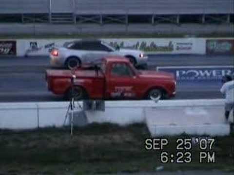 Duramax diesel vs. Mustang