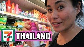 7 ELEVEN IN THAILAND | Shopping in Thailand