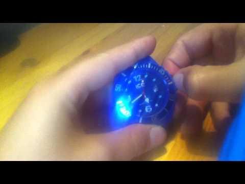 comment regler une swatch swiss
