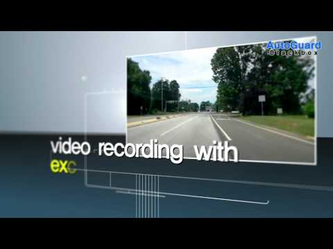 Video of AutoGuard Dash Cam - Blackbox